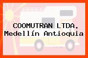 COOMUTRAN LTDA. Medellín Antioquia