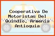 Cooperativa De Motoristas Del Quindío. Armenia Antioquia