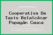 Cooperativa De Taxis Belalcázar Popayán Cauca