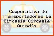 Cooperativa De Transportadores De Circasia Circasia Quindío