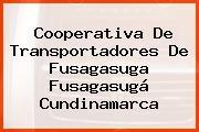 Cooperativa De Transportadores De Fusagasuga Fusagasugá Cundinamarca