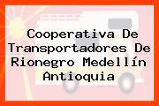 Cooperativa De Transportadores De Rionegro Medellín Antioquia