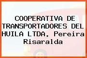 Cooperativa De Transportadores Del Huila Ltda. Pereira Risaralda