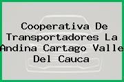 Cooperativa De Transportadores La Andina Cartago Valle Del Cauca
