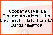 Cooperativa De Transportadores La Nacional Ltda Bogotá Cundinamarca