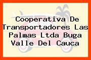 Cooperativa De Transportadores Las Palmas Ltda Buga Valle Del Cauca