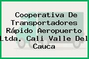 Cooperativa De Transportadores Rápido Aeropuerto Ltda. Cali Valle Del Cauca