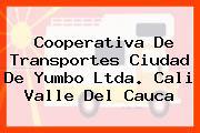 Cooperativa De Transportes Ciudad De Yumbo Ltda. Cali Valle Del Cauca