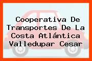 Cooperativa De Transportes De La Costa Atlántica Valledupar Cesar