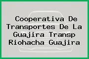 Cooperativa De Transportes De La Guajira Transp Riohacha Guajira