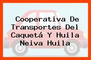 Cooperativa De Transportes Del Caquetá Y Huila Neiva Huila