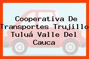 Cooperativa De Transportes Trujillo Tuluá Valle Del Cauca
