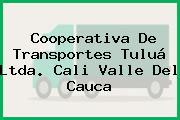 Cooperativa De Transportes Tuluá Ltda. Cali Valle Del Cauca