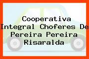 Cooperativa Integral Choferes De Pereira Pereira Risaralda