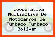 Cooperativa Multiactiva De Motocarros De Turbaco Turbaco Bolívar