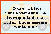 Cooperativa Santandereana De Transportadores Ltda. Bucaramanga Santander