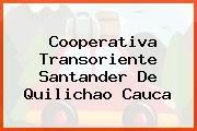 Cooperativa Transoriente Santander De Quilichao Cauca
