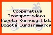 Cooperativa Transportadora Bogota Kennedy Ltda Bogotá Cundinamarca