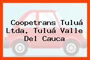 Coopetrans Tuluá Ltda. Tuluá Valle Del Cauca