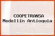COOPETRANSA Medellín Antioquia