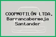 COOPMOTILÓN LTDA. Barrancabermeja Santander