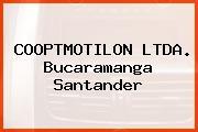 COOPTMOTILON LTDA. Bucaramanga Santander