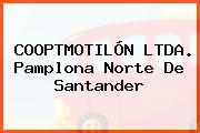 COOPTMOTILÓN LTDA. Pamplona Norte De Santander