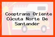 Cooptrans Oriente Cúcuta Norte De Santander