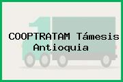COOPTRATAM Támesis Antioquia