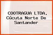 COOTRAGUA LTDA. Cúcuta Norte De Santander