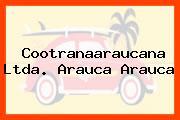 Cootranaaraucana Ltda. Arauca Arauca