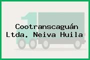 Cootranscaguán Ltda. Neiva Huila