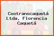 Cootranscaquetá Ltda. Florencia Caquetá