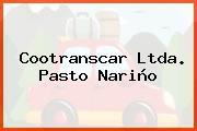 Cootranscar Ltda. Pasto Nariño