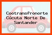 Cootransfronorte Cúcuta Norte De Santander