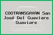 COOTRANSGAVAN San José Del Guaviare Guaviare