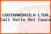 COOTRANSHUILA LTDA. Cali Valle Del Cauca