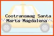 Cootransmag Santa Marta Magdalena