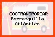 COOTRANSPORCAR Barranquilla Atlántico
