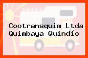Cootransquim Ltda Quimbaya Quindío