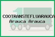 COOTRANSTEFLUARAUCA Arauca Arauca