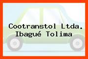 Cootranstol Ltda. Ibagué Tolima