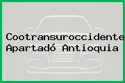 Cootransuroccidente Apartadó Antioquia