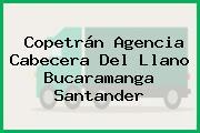 Copetrán Agencia Cabecera Del Llano Bucaramanga Santander