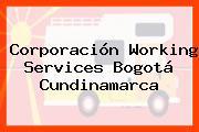 Corporación Working Services Bogotá Cundinamarca