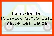 Corredor Del Pacifico S.A.S Cali Valle Del Cauca
