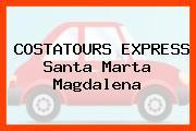 COSTATOURS EXPRESS Santa Marta Magdalena
