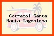 Cotracol Santa Marta Magdalena