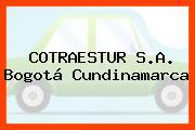COTRAESTUR S.A. Bogotá Cundinamarca