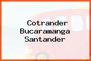 Cotrander Bucaramanga Santander